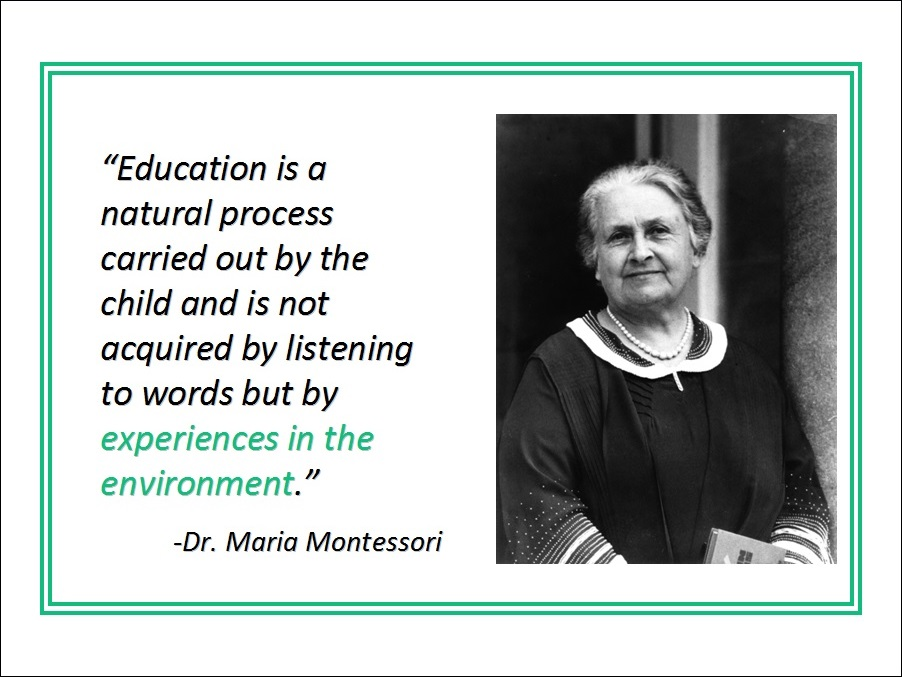 Quotes reading to a child quotes early childhood education quotes - Montessori Method Early Childhood Montessori Preschool